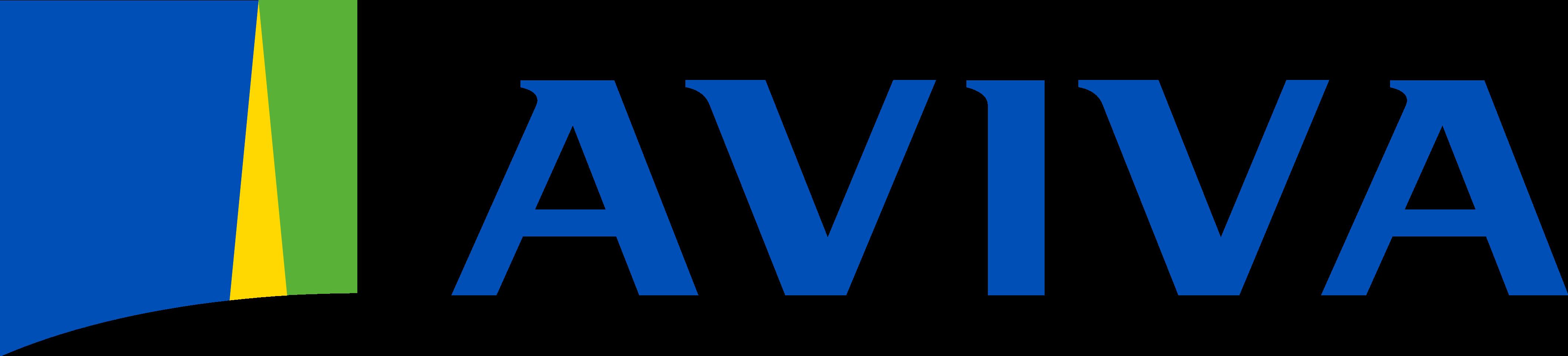 Aviva life cover logo