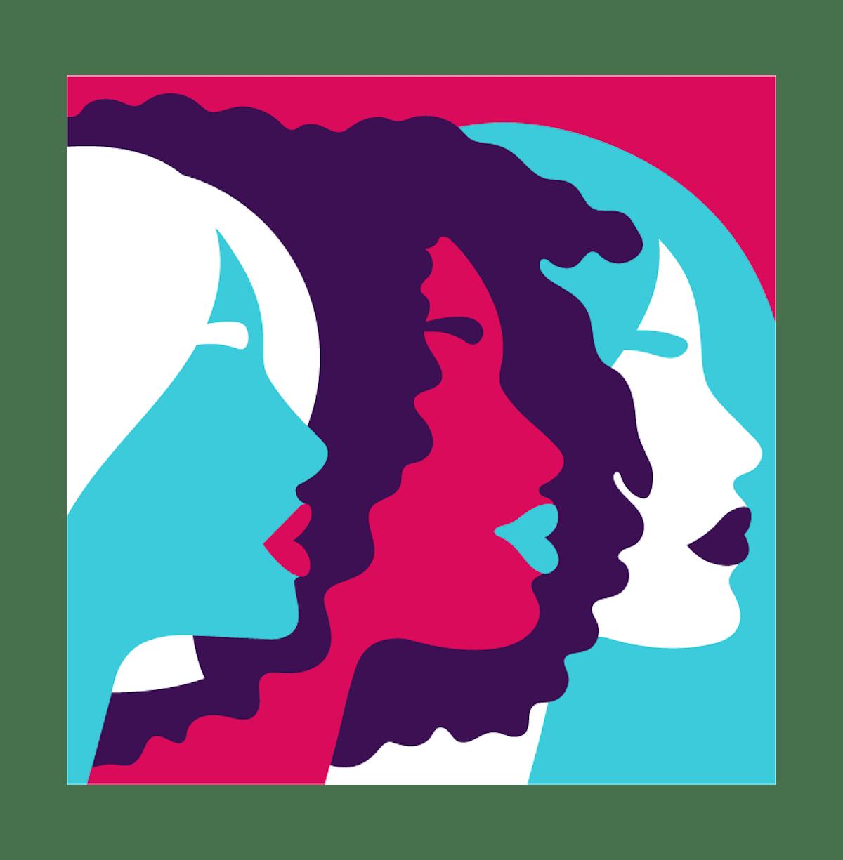 International Women's Day ERG logo