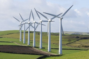 Wind turbines, a key energy source