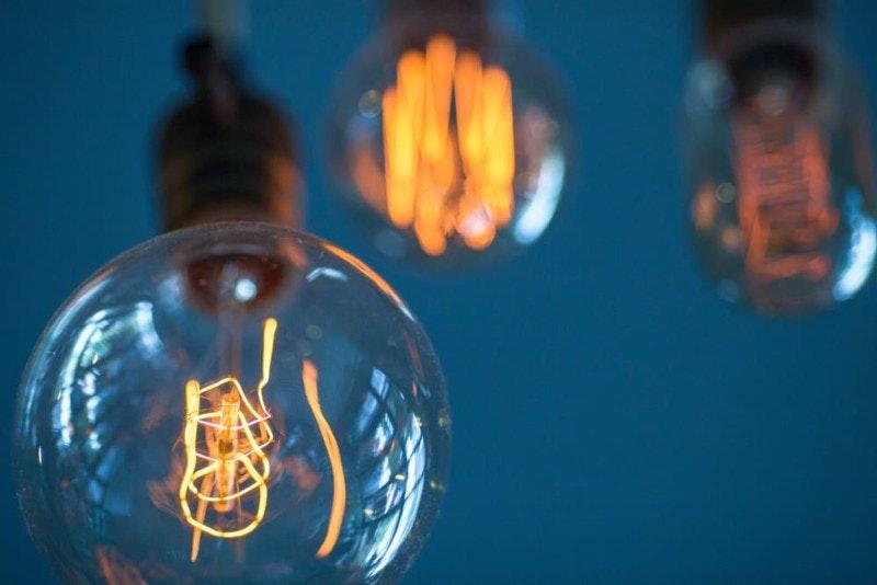 Big energy lightbulbs