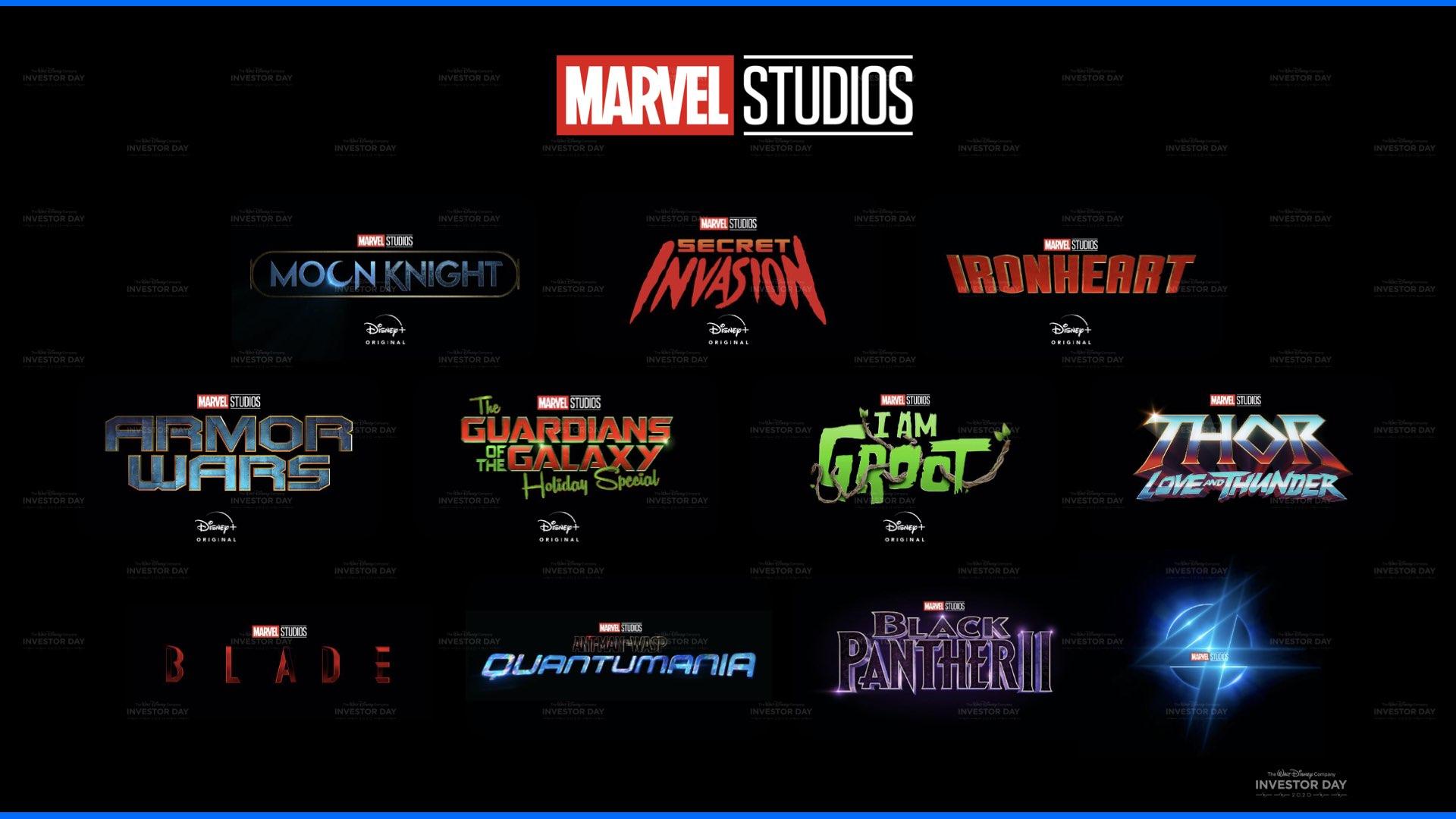 Marvel Studios 2