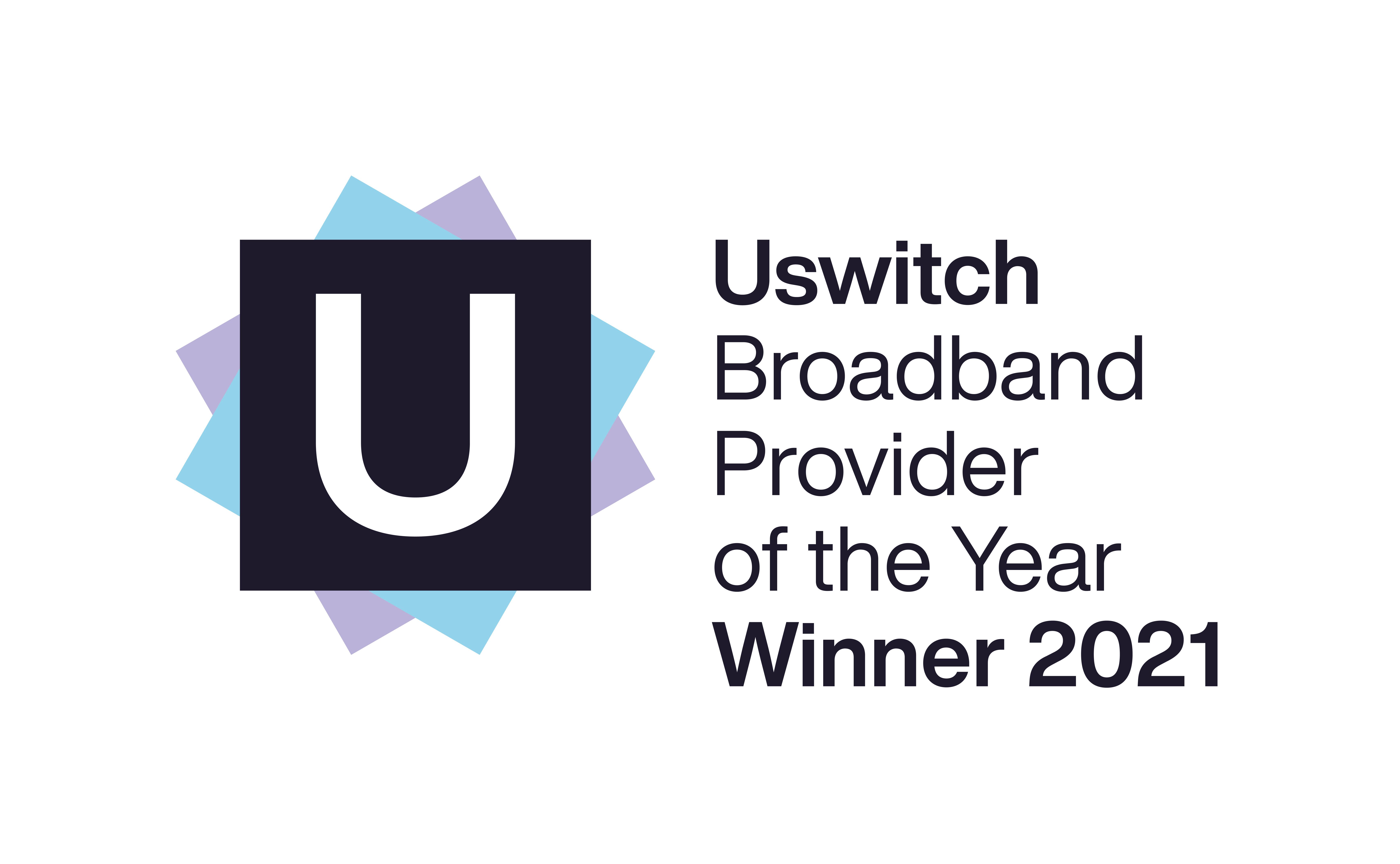 Plusnet Uswitch Broadband Provider Of The Year