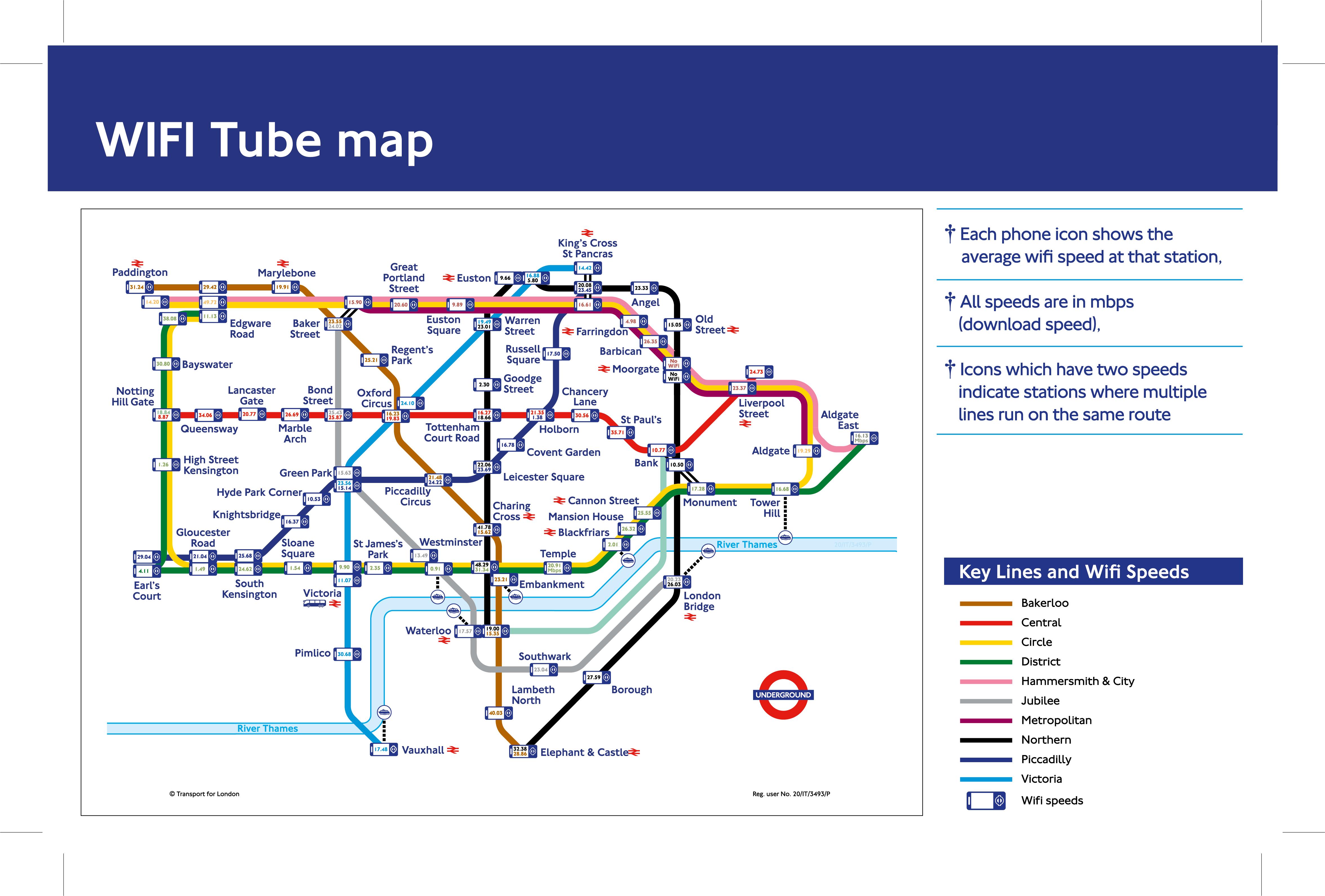 Full size Wi-Fi tube map