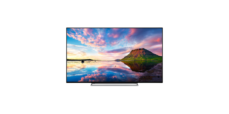 Toshiba 43-Inch Smart 4K Ultra-HD TV