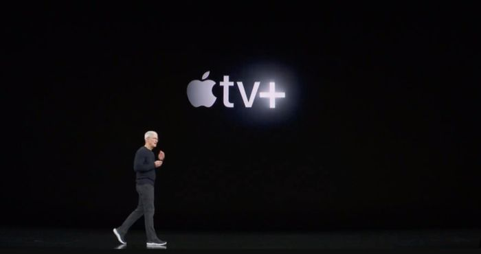 Apple TV+ Hero)