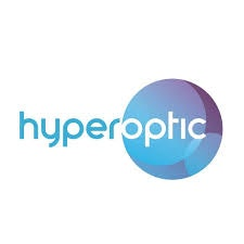 Hyperoptic broadband logo square