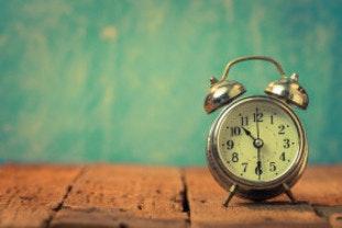 Clock representing Economy 10 times