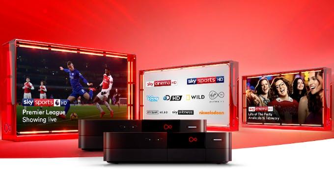 Virgin Media flash sale offers free 4K TV with top bundles
