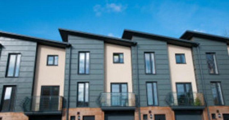 Houses using the Renewable Heat Incentive