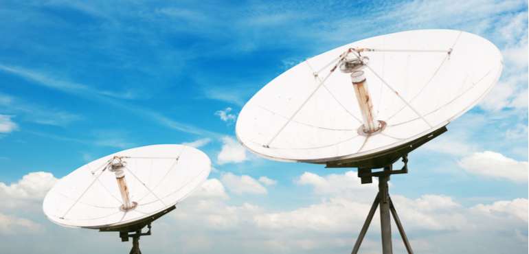 tv satellites
