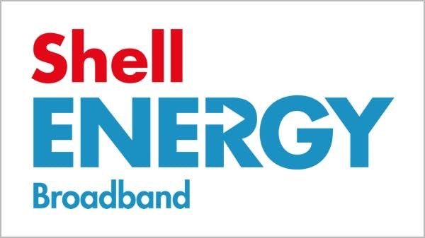 Shell Energy broadband logo