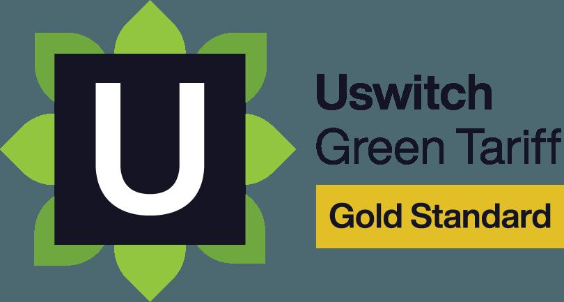 Gold accreditation logo