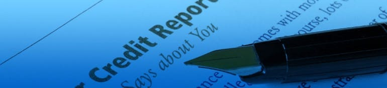 Bad credit rating - How to improve credit rating