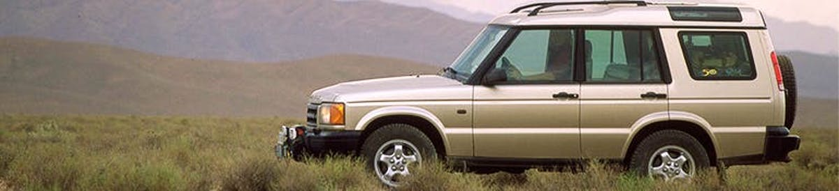 Car insurance for your Land Rover | Land rover insurance