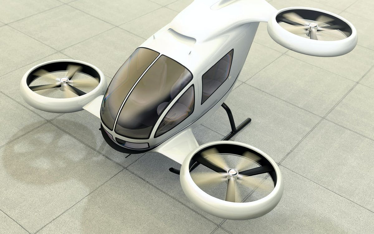 Flying Cars: Will They Stick the Landing?
