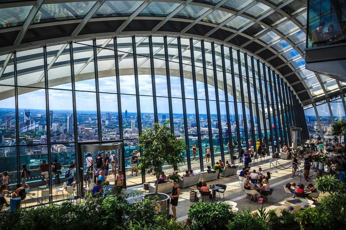 Picture of Sky Garden, London