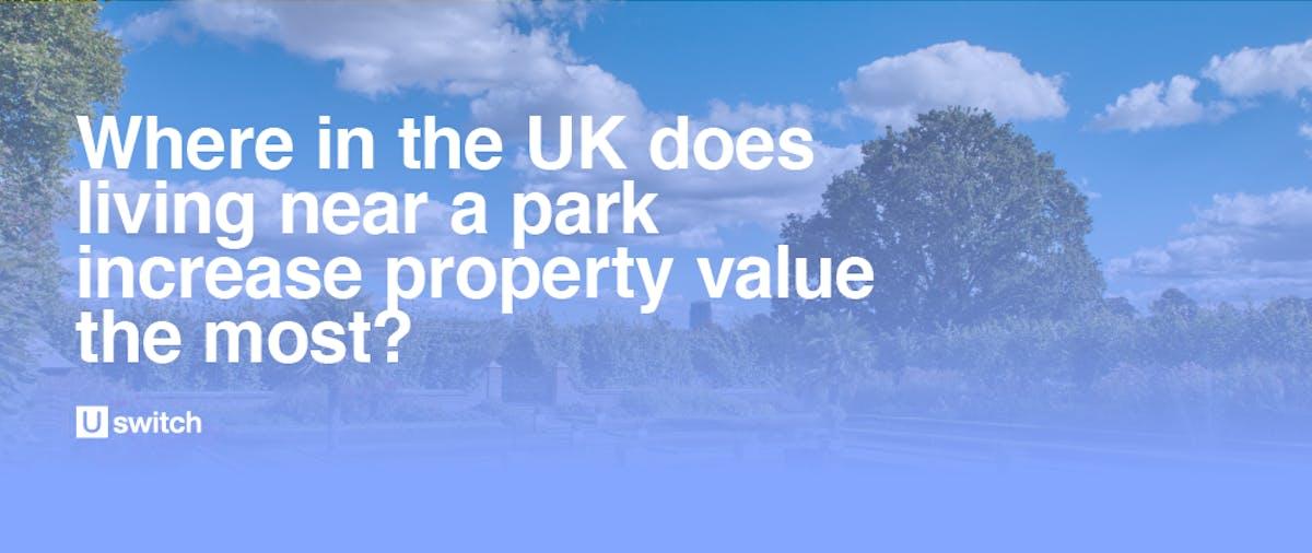 Living near a park adds property value header