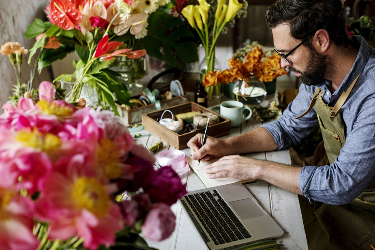 Owner of a florist shop considering getting a mortgages that's suitable for a contractor, self employed person or owner of a limited company