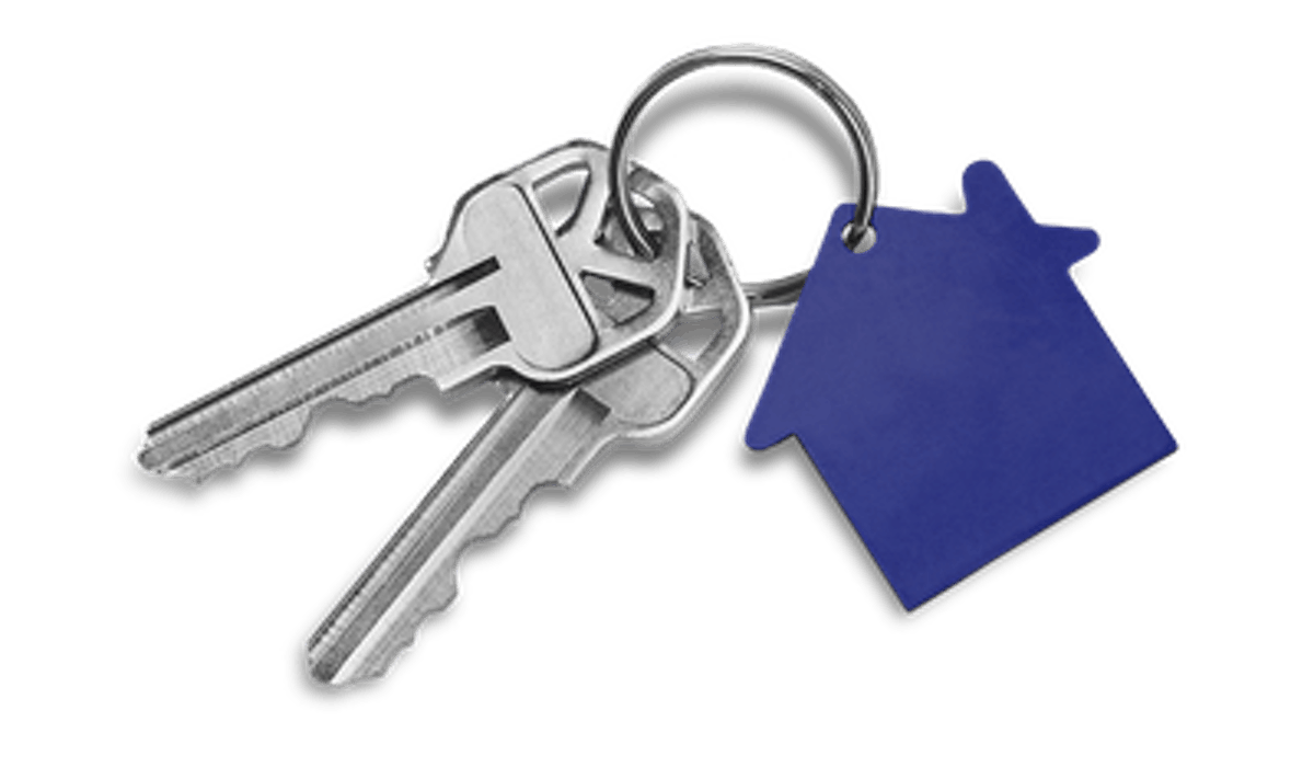 Compare conveyancing quotes, house keys