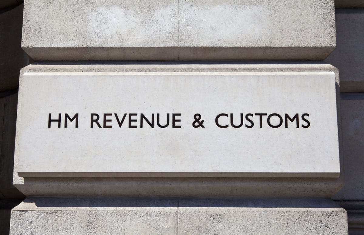 HMRC building collecting stamp duty