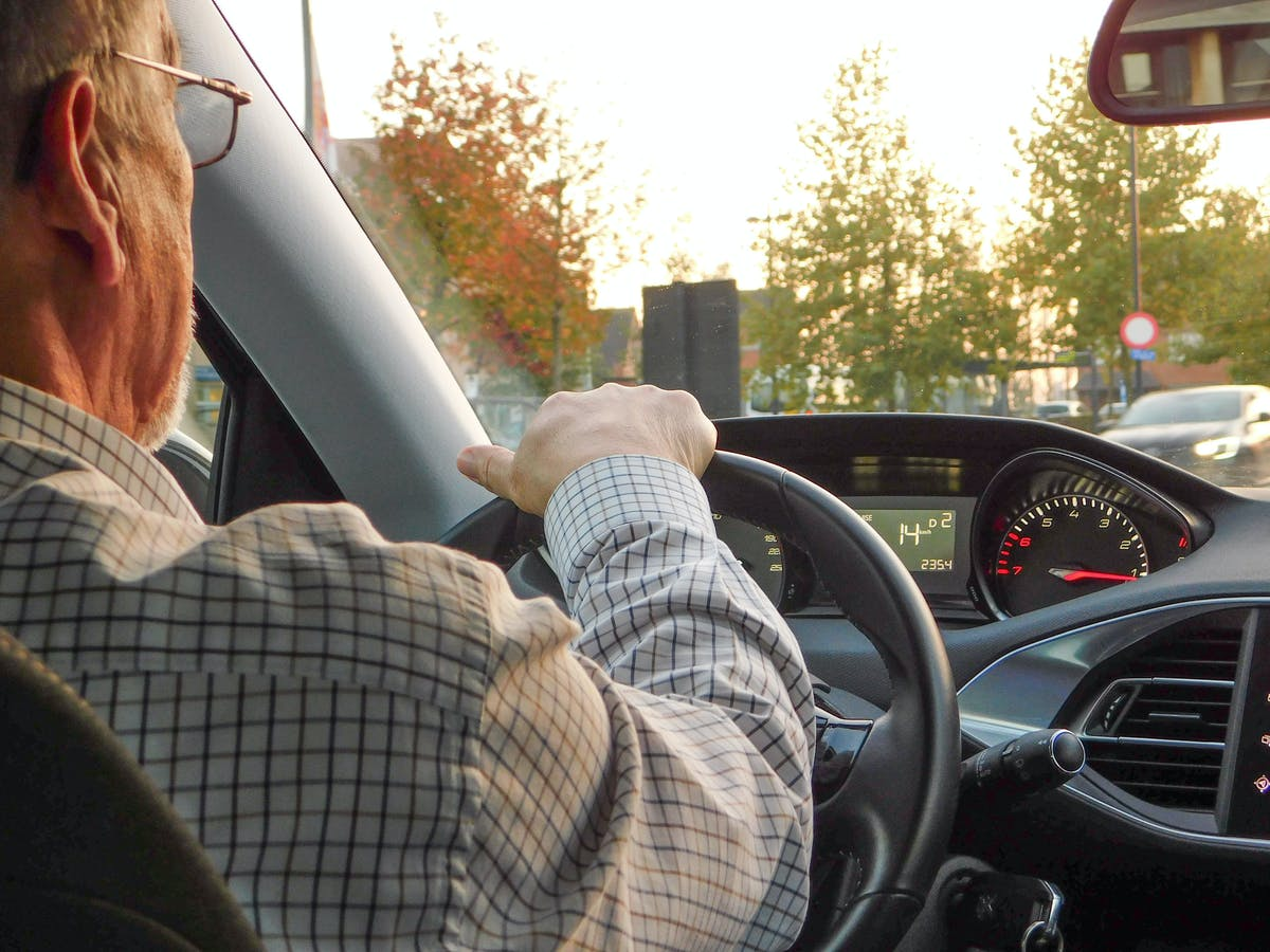 Driving after 70