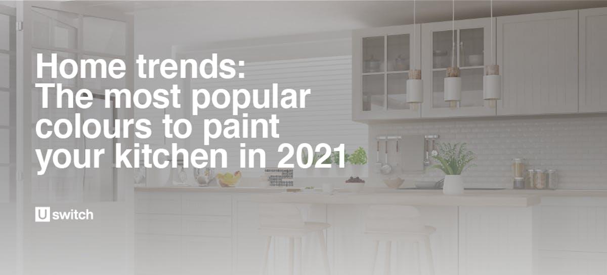 Most popular kitchen colour header