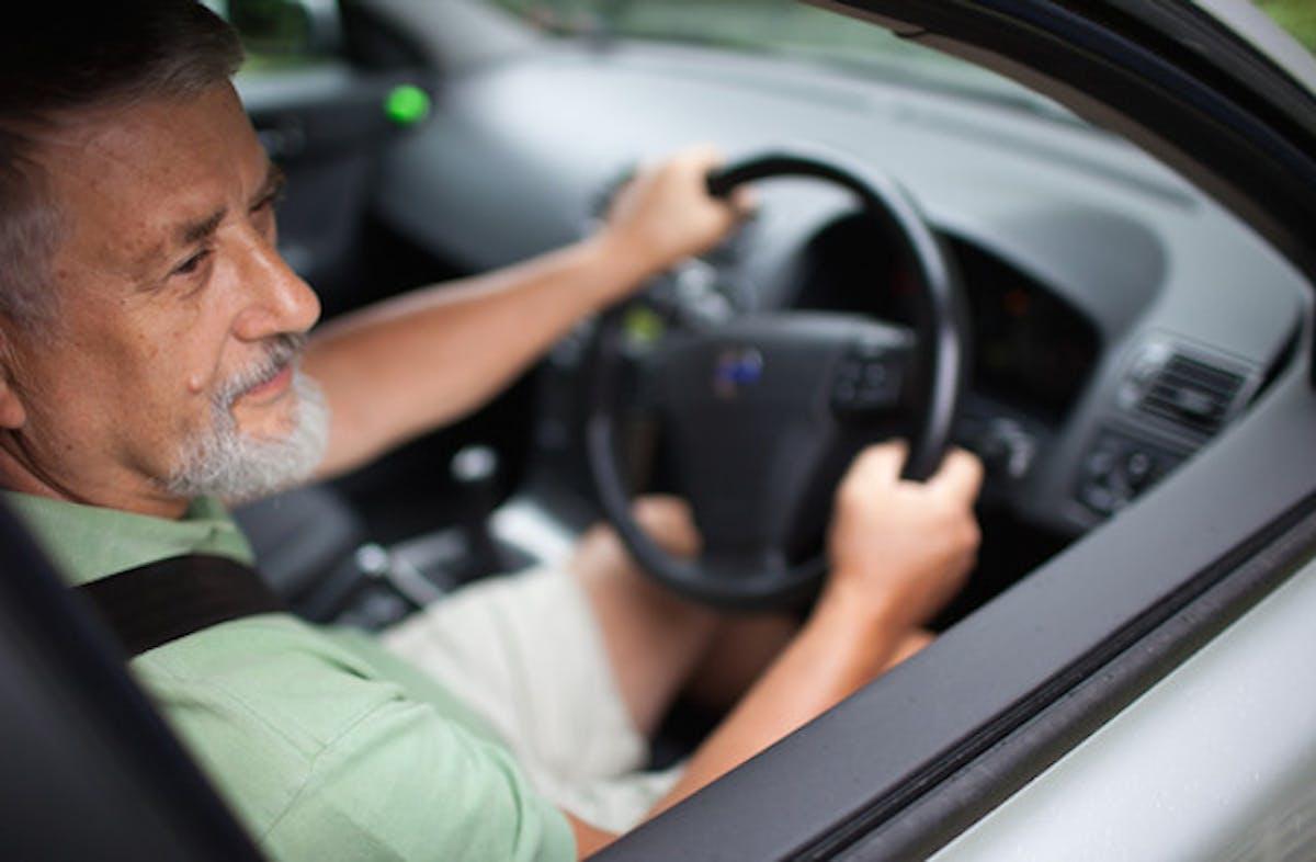 Car insurance for over 50s
