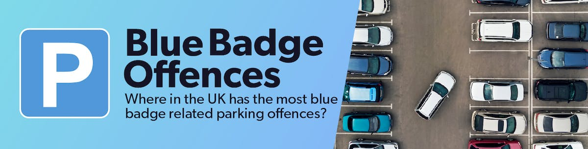 Header for blue badge offences campaign