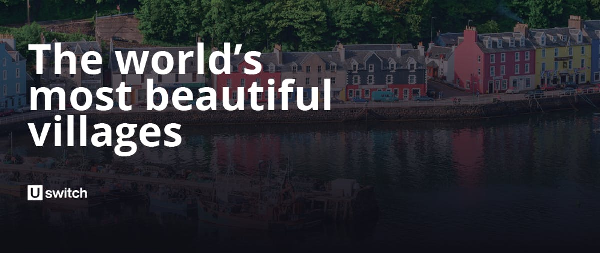 The world's most beautiful villages header