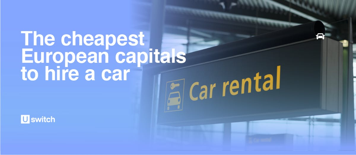 European capitals with the cheapest car hire feature.