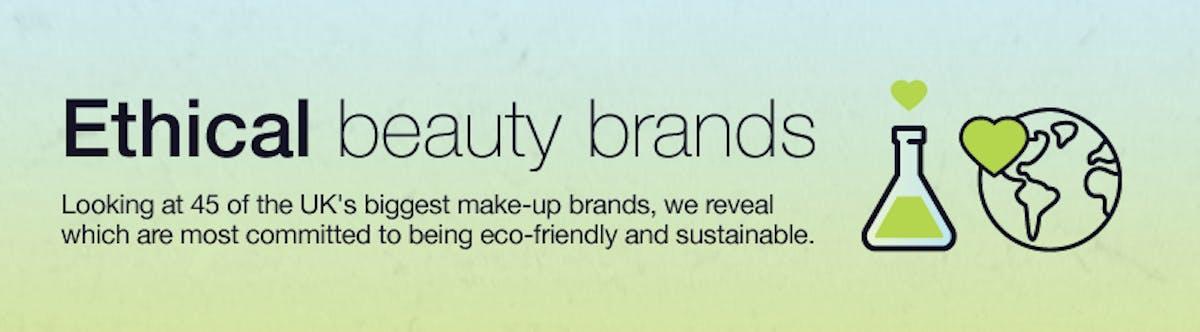 Ethical beauty brands header