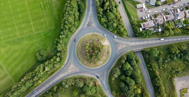 Meta image - Roundabout