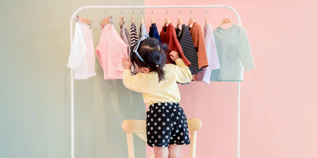 Wardrobe cover: insuring your clothes