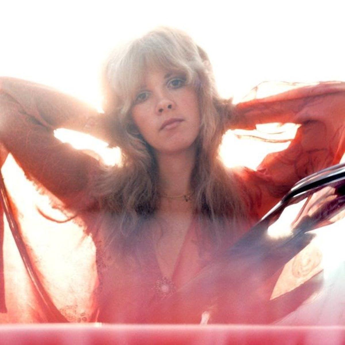 Stevie Nicks from Fleetwood Mac