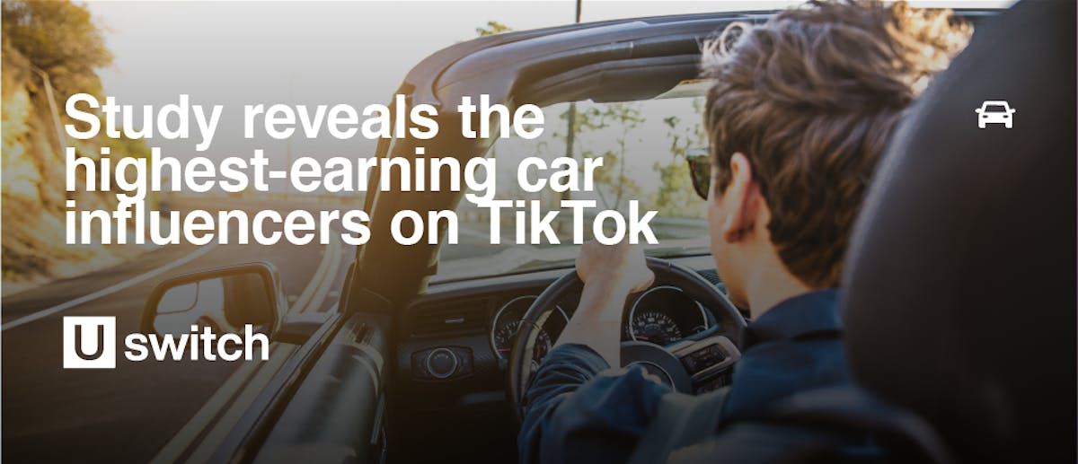 TikTok rich list: These are the highest-earning car influencers on TikTok feature
