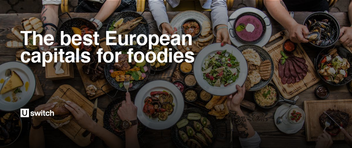 The best European capitals for foodies feature
