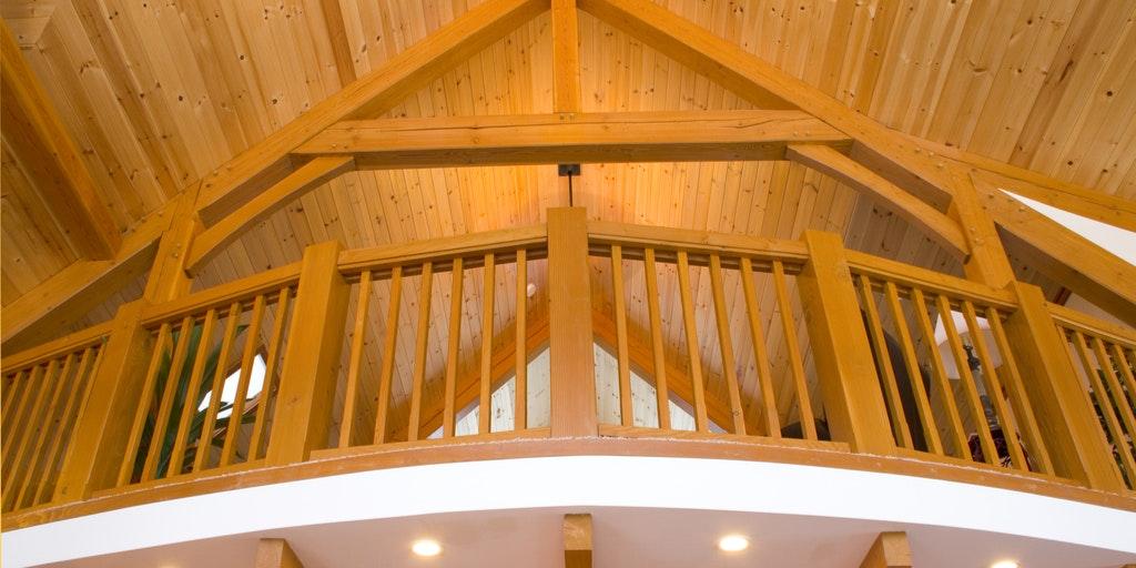 Timber framed house insurance