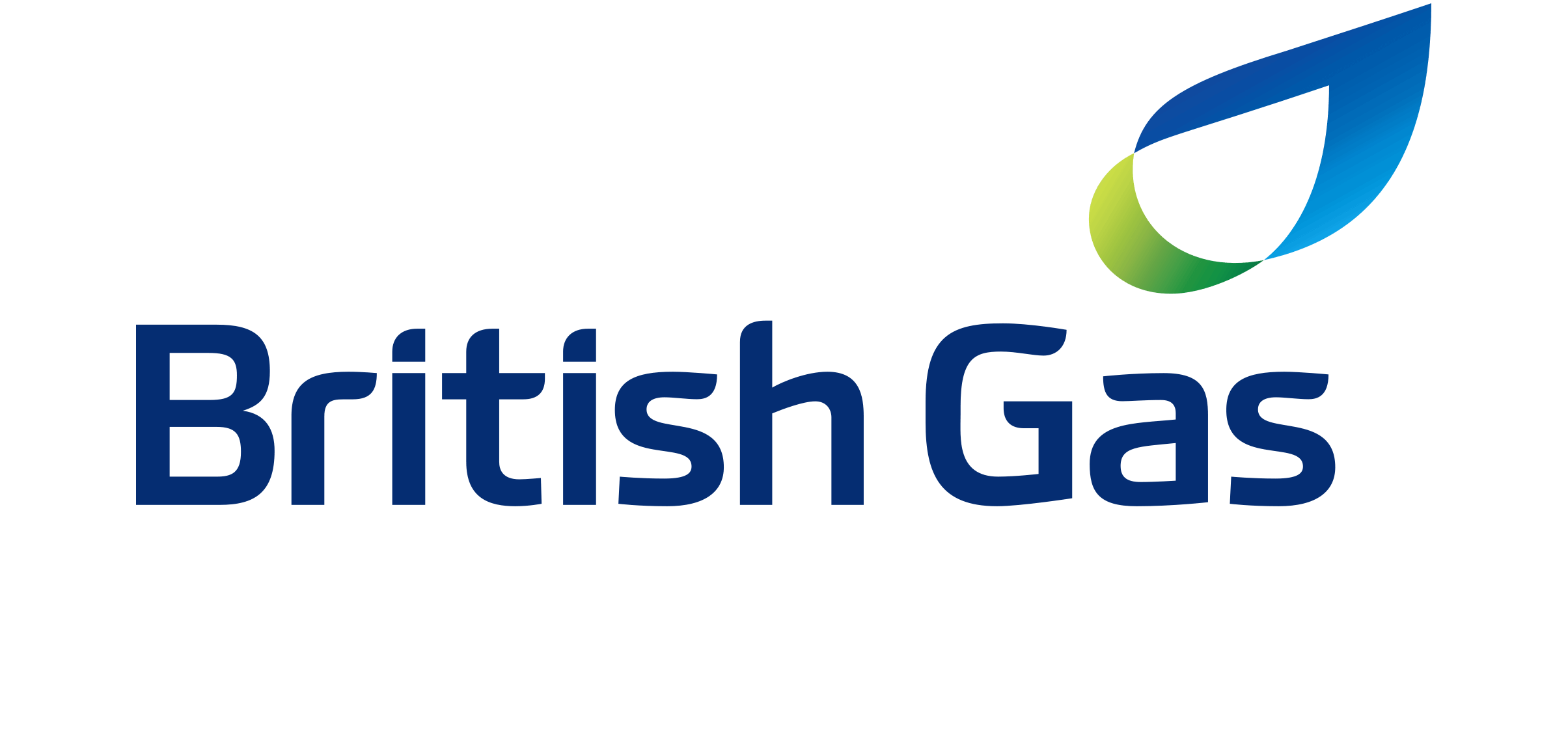 An image of British Gas's logo