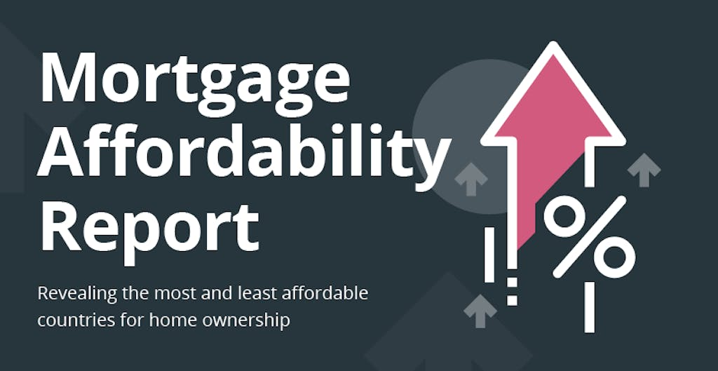 The Mortgage Affordability Report - header graphic image