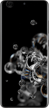 Samsung Galaxy S20 Ultra handset