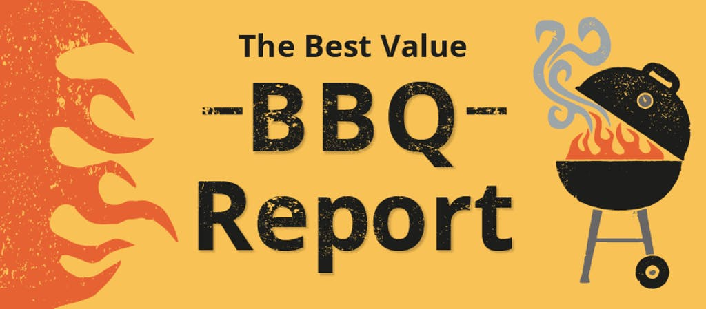 The Best Value BBQ Report header graphic