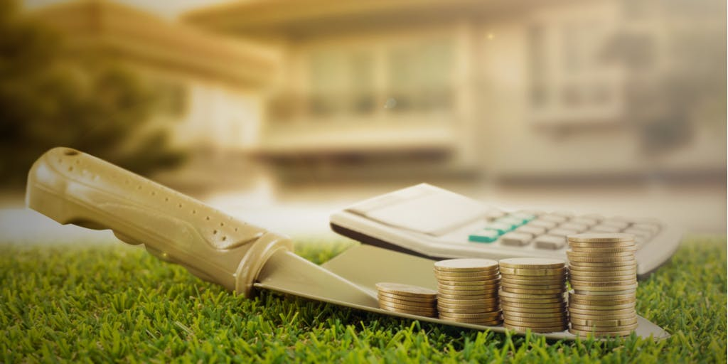 Gardening and finance