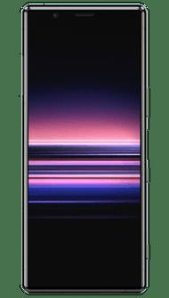 Sony Xperia 5 handset