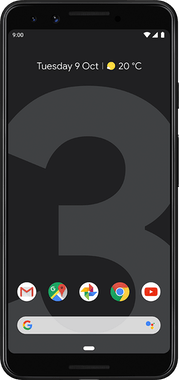 Google Pixel 3 phone