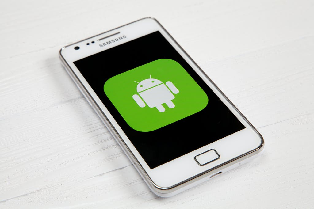 Phone using Android