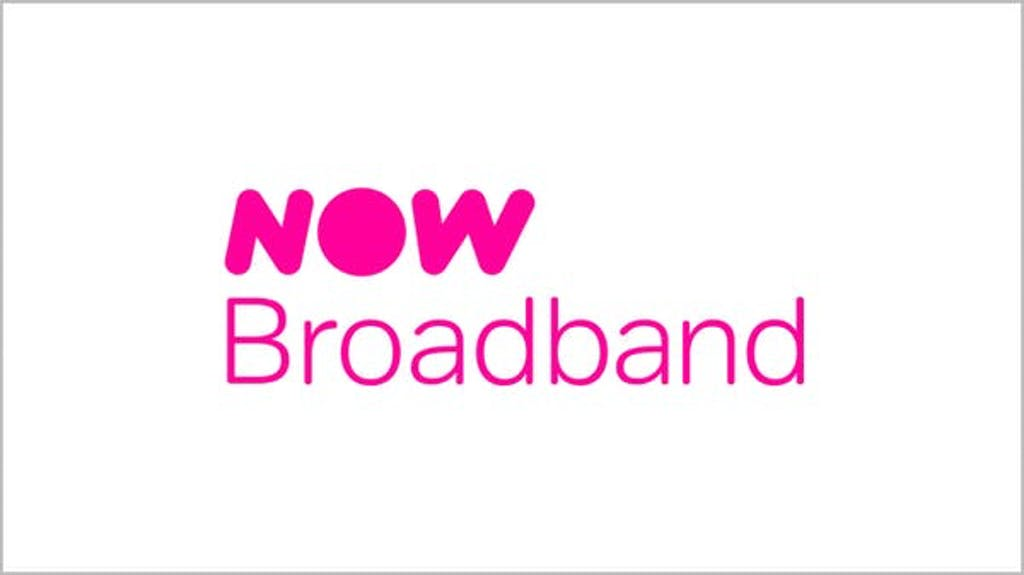 NOW TV broadband logo