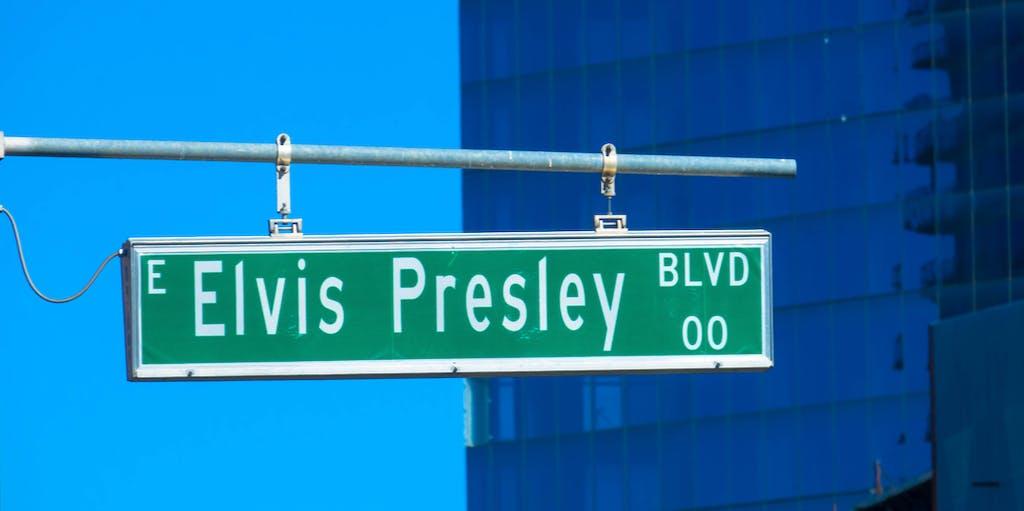 Elvis Presley Boulevard