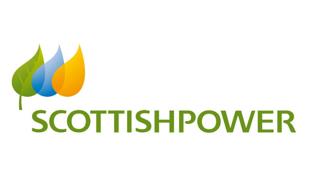 An image of the ScottishPower logo