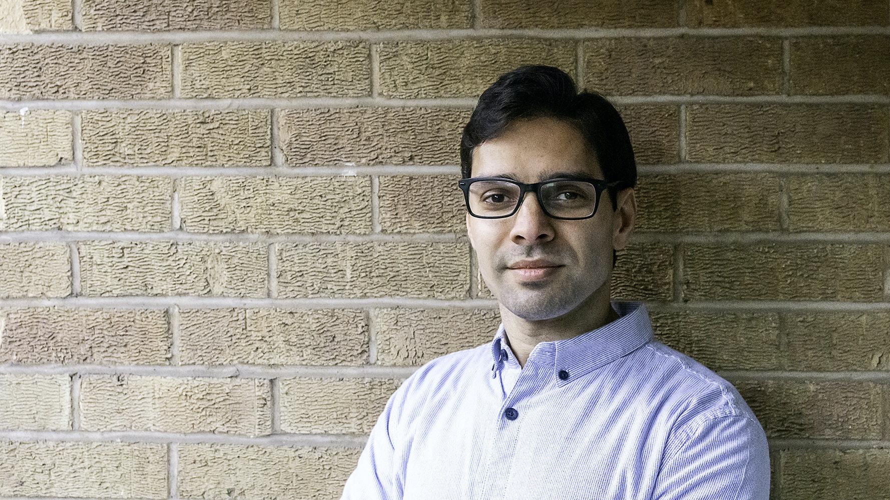 Salman Haqqi