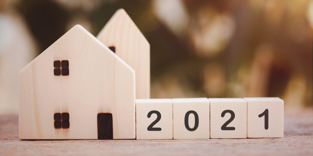 2021 housing market image